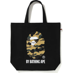 1ST CAMO APE HEAD TOTE BAG LADIES