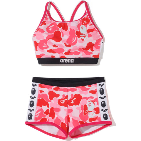 ARENA x BAPE SEPARETSU SWIMWEAR LADIES