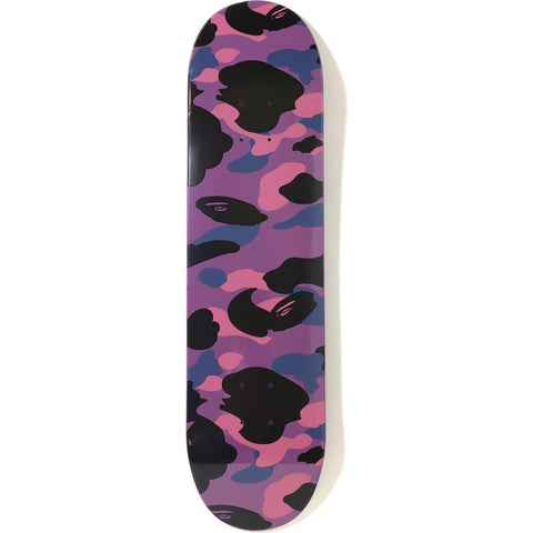 COLOR CAMO SKATEBOARD MENS