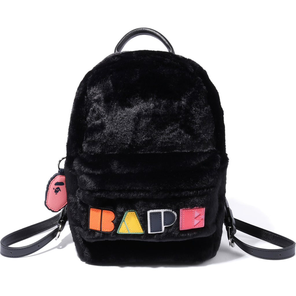 BAPE APPLIQUE BOA DAYBAG LADIES