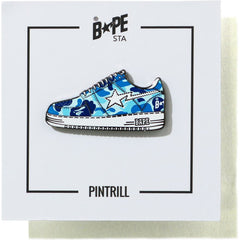 ABC CAMO BAPE STA PINTRILL PINS MENS