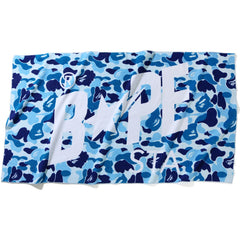 ABC CAMO BAPE STA BEACH TOWEL MENS