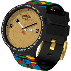 SWATCH X BAPE BIG BOLD MENS
