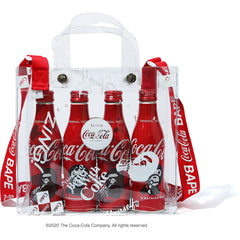 COCA COLA CLEAR BAG MENS