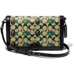 BAPE X COACH RILEY CROSSBODY LADIES