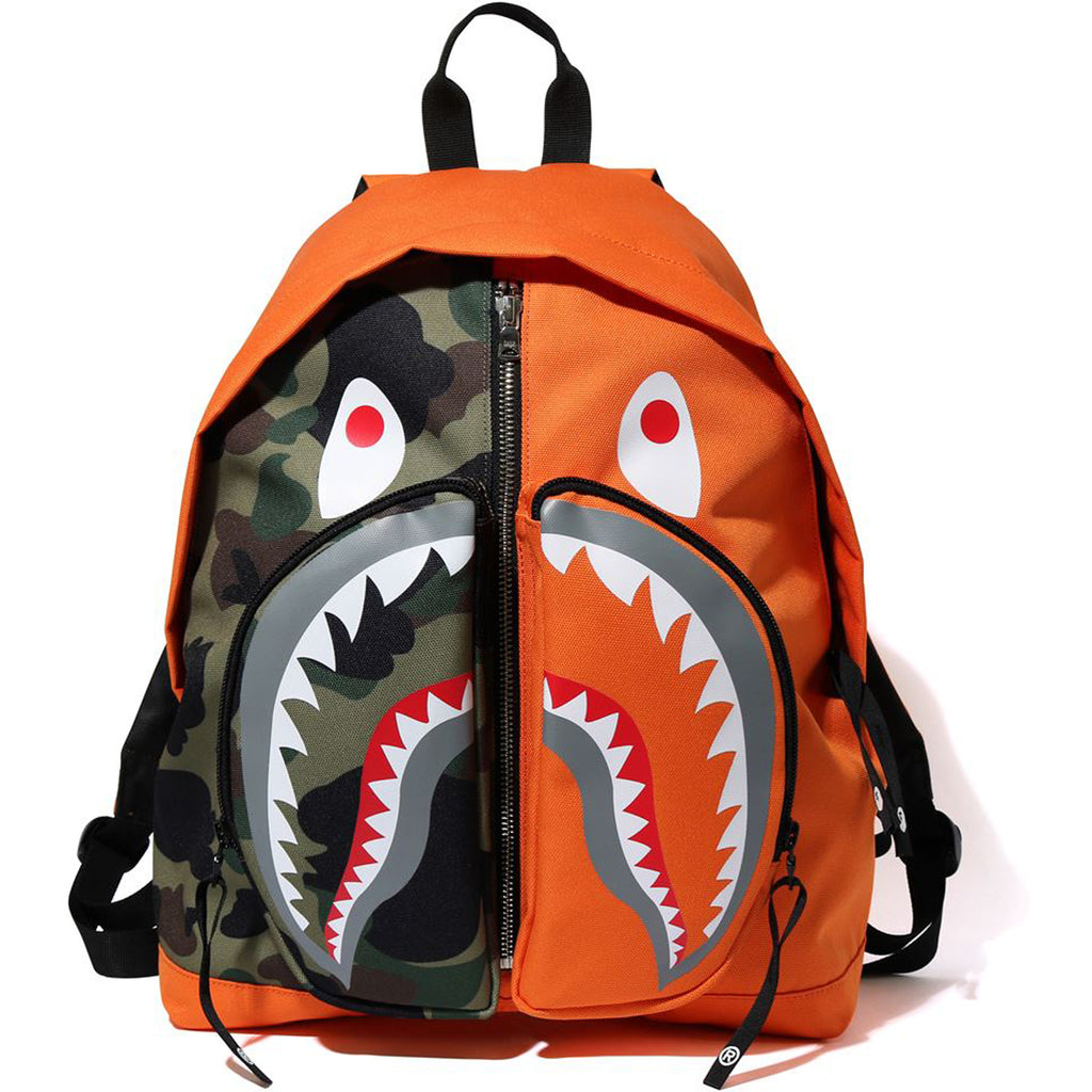 1ST CAMO SHARK DAY PACK MENS