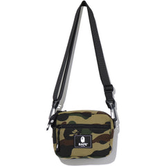 1ST CAMO MINI SHOULDER BAG MENS