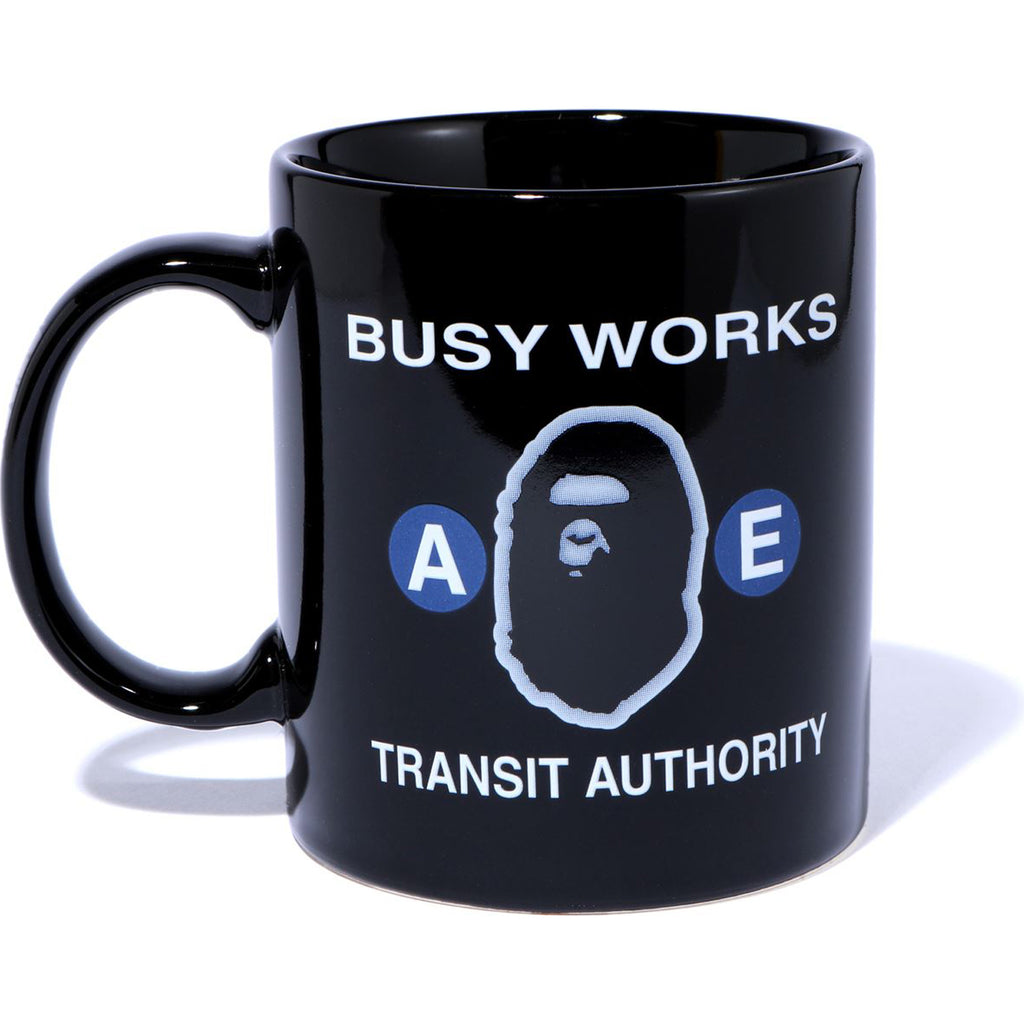 BUSY WORKS MUG MENS