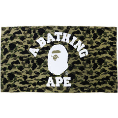 1ST CAMO BEACH TOWEL MENS