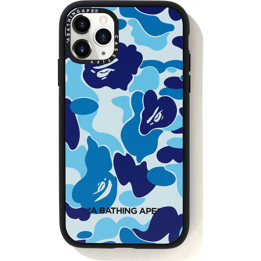 BAPE X CASETIFY ABC CAMO I PHONE 11 PRO MENS