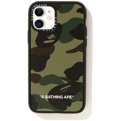 BAPE X CASETIFY 1ST CAMO I PHONE 11 CASE MENS