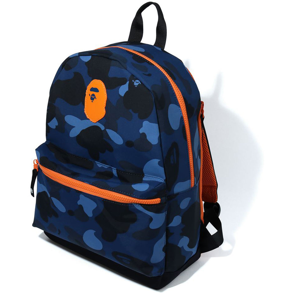 COLOR CAMO APE HEAD DAY PACK KIDS