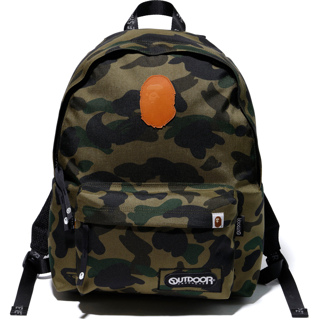 BAPE X OUTDOOR PRODUCTS 1ST CAMO DAY PACK