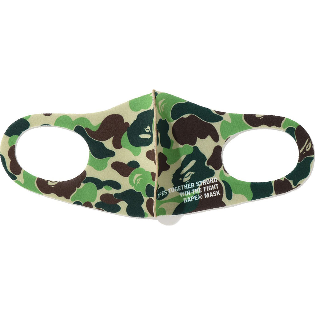 ABC CAMO MASK 3 PACK MENS