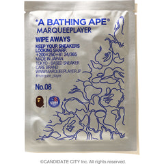 BAPE X MARQUEE PLAYER WIPE AWAYS NO.08