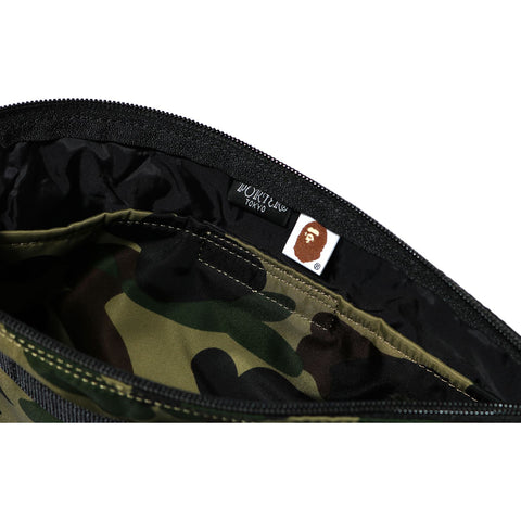 PORTER 1ST CAMO CROSSBODY BAG MENS