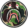 ABC CAMO SHARK RUG MENS