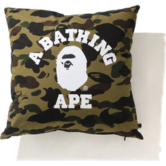 1ST CAMO COLLEGE SQUARE CUSHION MENS