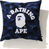 COLOR CAMO SQUARE CUSHION MENS