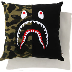 1ST CAMO SHARK SQUARE CUSHION MENS