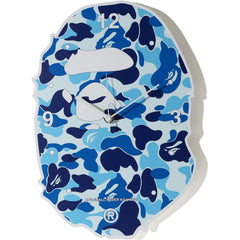 ABC CAMO APE HEAD WALL CLOCK MENS