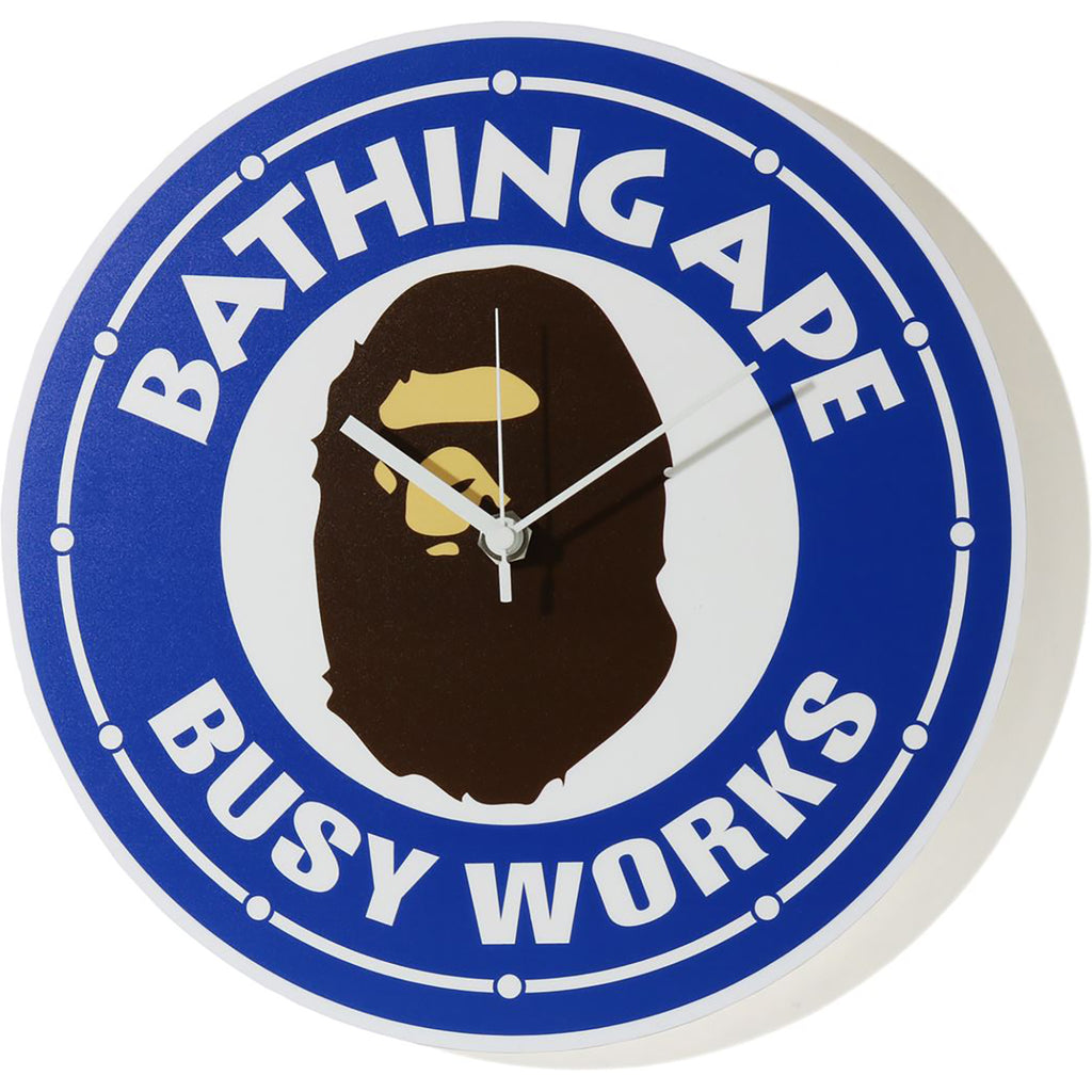 BUSY WORKS WALL CLOCK MENS