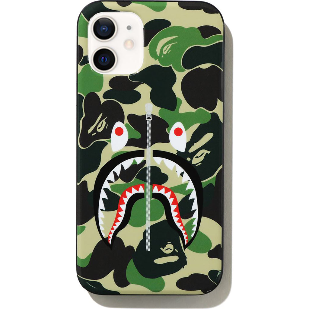ABC CAMO SHARK IPHONE 12 MINI CASE MENS