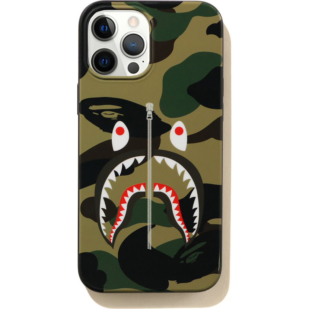 1ST CAMO SHARK IPHONE 12 PRO MAX CASE