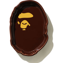 APE HEAD CIGAR ASHTRAY MENS
