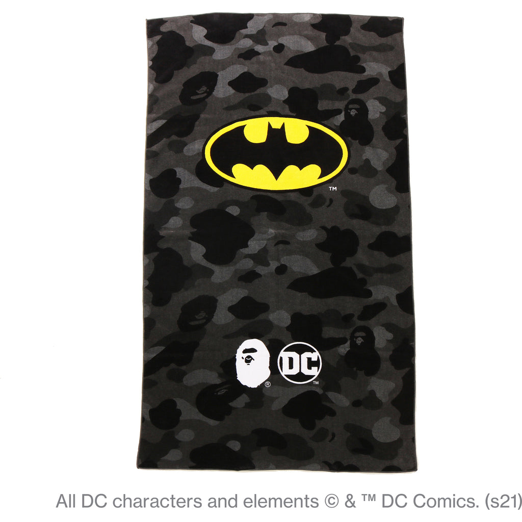 BAPE X DC BEACH TOWEL MENS
