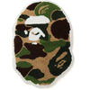 ABC CAMO APE HEAD RUG MAT MENS