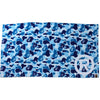 ABC CAMO BEACH TOWEL MENS
