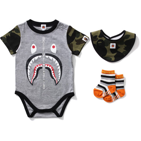1ST CAMO SHARK GIFT SET K