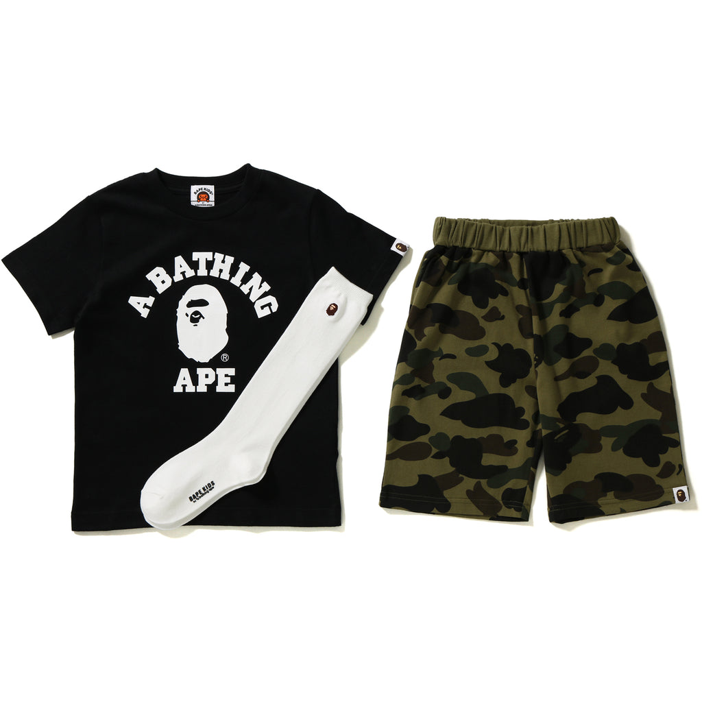 1ST CAMO COLLEGE GIFT SET