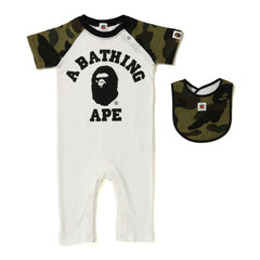 1ST CAMO COLLEGE BABY GIFT SET KB KIDS