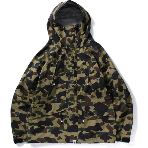 GORE-TEX 1ST CAMO SNOW BOARD JACKET