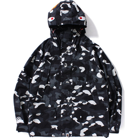 CITY CAMO SHARK SNOW BOARD JACKET