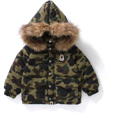 1ST CAMO CLASSIC DOWN JACKET KIDS