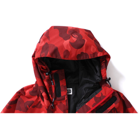 COLOR CAMO SNOWBOARD JACKET M