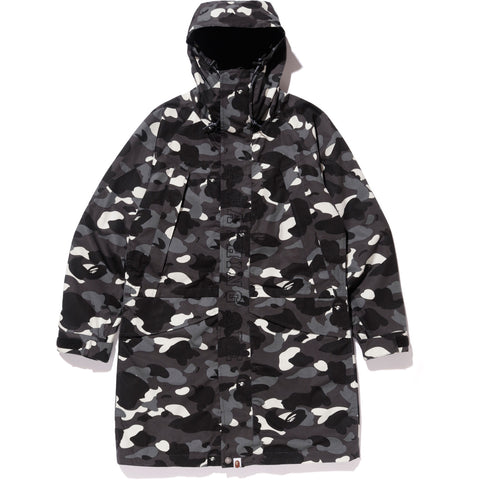 CITY CAMO LONG LENGTH SNOWBOARD JACKET MENS