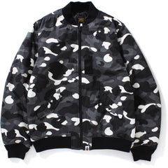 CITY CAMO BOMBER JACKET MENS