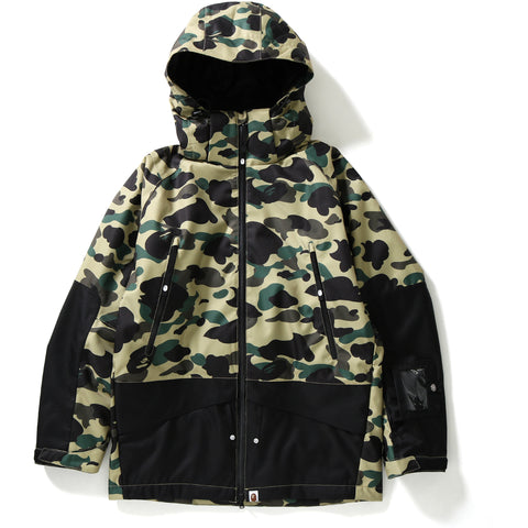 1ST CAMO SNOW BOARD JACKET TYPE 1 MENS