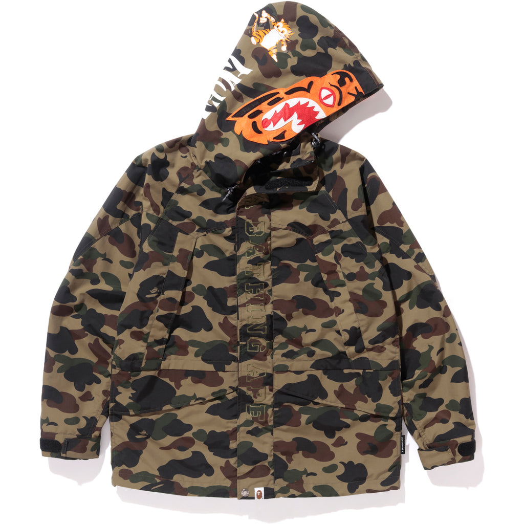St Camo Tiger Snowboard Jacket Mens