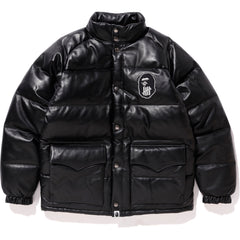 BAPE X UNDFTD CLASSIC DOWN JACKET MENS