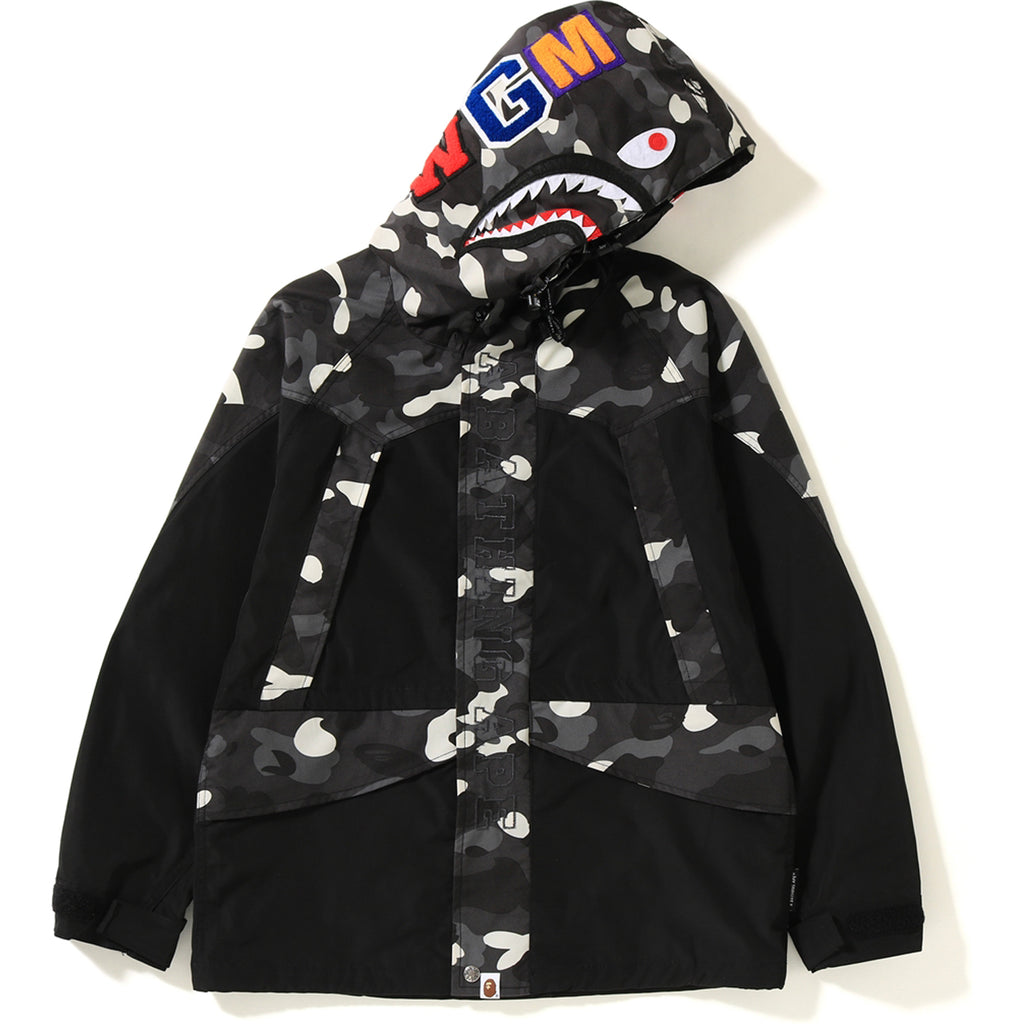 ab96ad69b CITY CAMO SHARK SNOWBOARD JACKET MENS