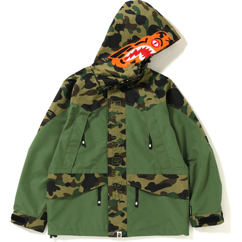 1ST CAMO TIGER SNOWBOARD JACKET MENS