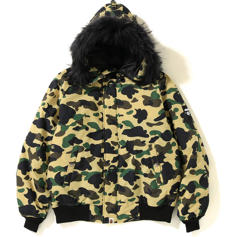1ST CAMO N-2B DOWN JACKET MENS