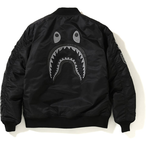 REFLECTOR SHARK MA-1 MENS