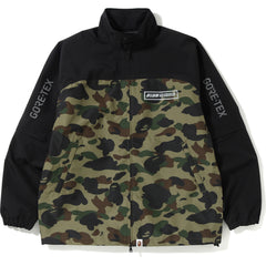 GORE-TEX 1ST CAMO DETACHABLE SLEEVE JACK MENS