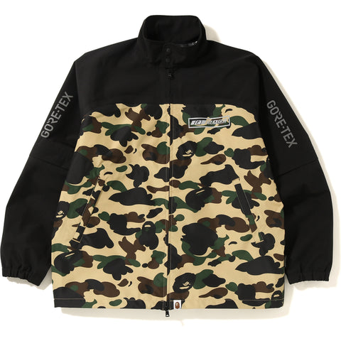 83a837667462e GORE-TEX 1ST CAMO DETACHABLE SLEEVE JACK MENS | us.bape.com